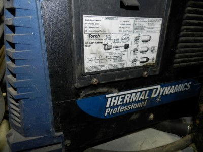 thermal dynamics cutmaster
