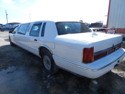 1995 Lincoln Town Car Limousine Penner Auctions Used Heavy Farm