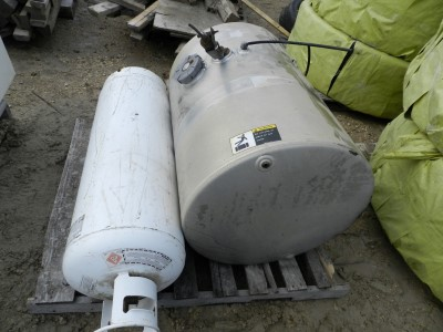 Truck Fuel Tank, Propane Tank | Penner Auctions | Used Heavy