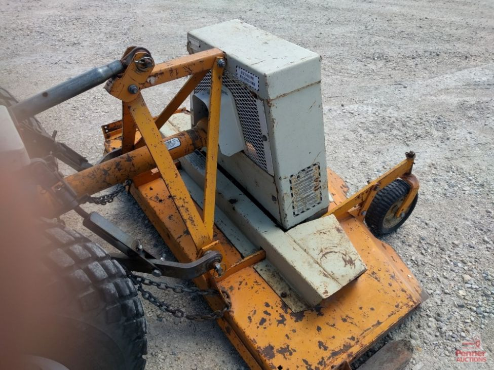 Woods RM59 3PTH Finish Mower | Penner Auctions | Used Heavy