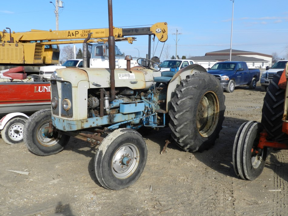 Ford 5000 Super Major | Penner Auctions | Used Heavy Farm