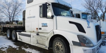 Truck & Trailer Repo & Consignment Auction Sat. April 9th at 10AM