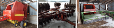 Estate of Harold Brenner Real Estate Farm Auction Sat. May 14th at 10:00AM