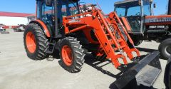Construction Closeout & Ag Equipment Auction For Southman Environmental Services Ltd & Consignors