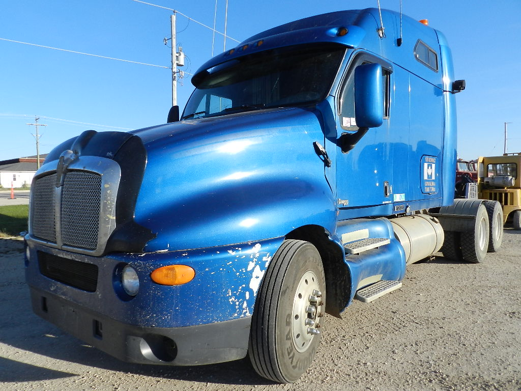 Kenworth T2000 Highway Tractor Cummins Penner Auction