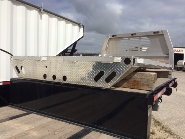 rugbys aluminum rancher flat deck truck body penner auction sales