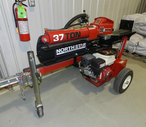 North Penn Mazda >> 37 Ton Northstar Log Splitter w/ Honda Engine | Penner Auction Sales Ltd.