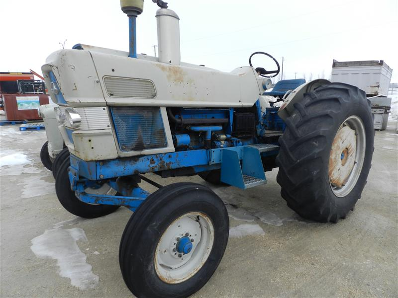 Home equipment ford 6000 tractor 67 hp 3451 hrs