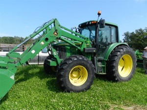 Equipment Auction October 25th at 10AM